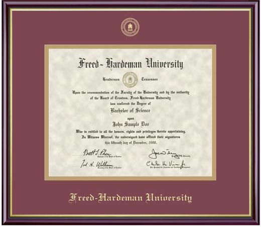 Diploma Frame - Academic