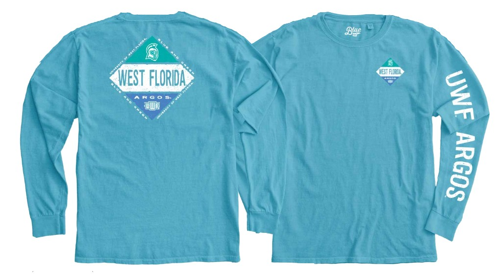 UWF DIAMOND LONG SLEEVE