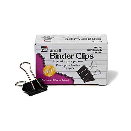Binder Clips, Small