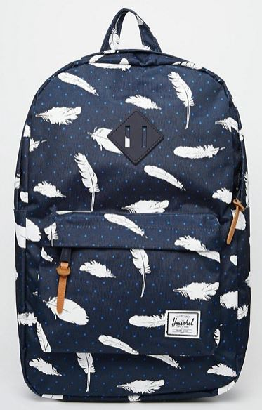 Heritage Backpack Feather