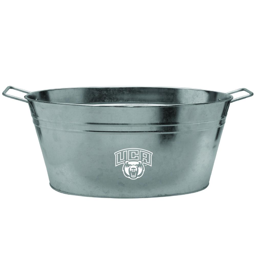 Silver Drink Tub