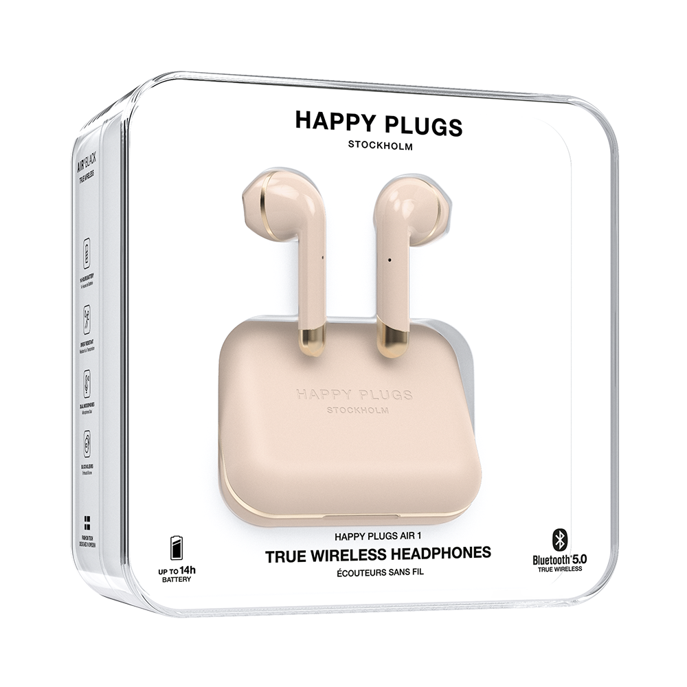 Happy Plugs Air True Wireless