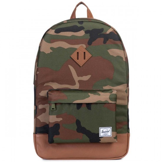 Heritage Backpack Woodland Camo