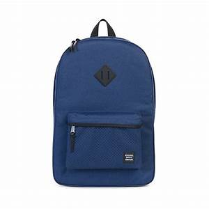 Heritage Backpack Twilight with Black Rubber