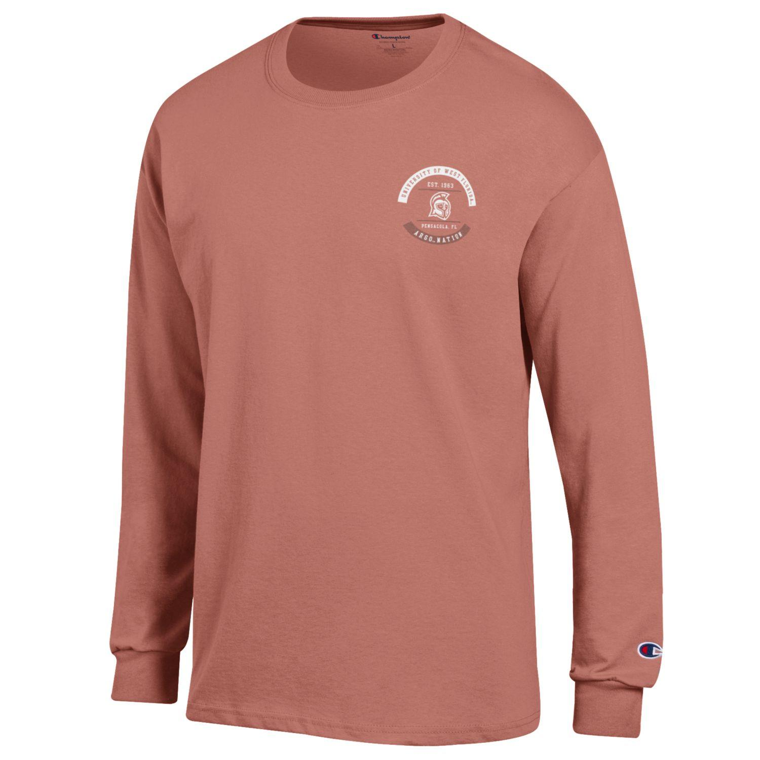 UWF coral long sleeve