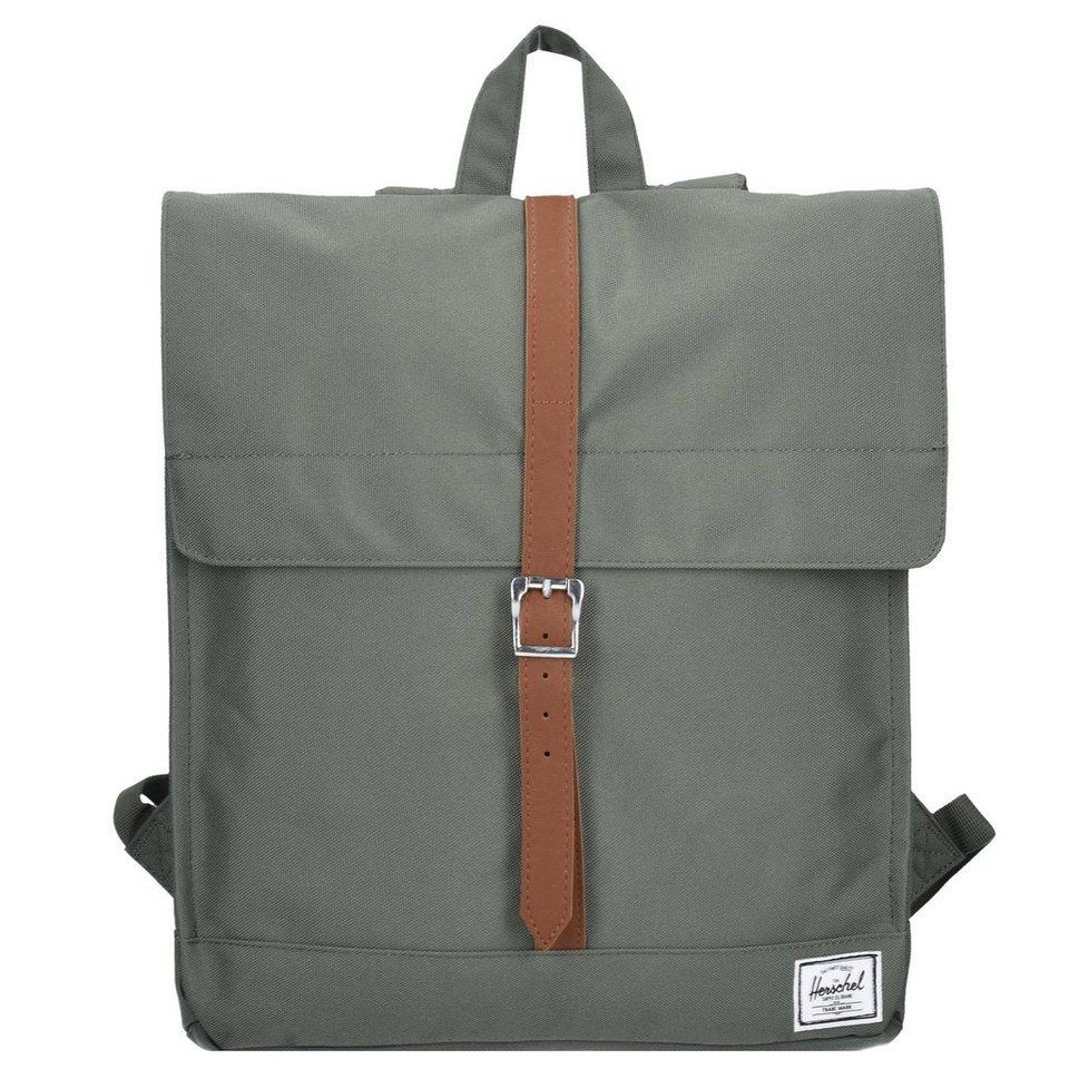 City Backpack Deep Lichen
