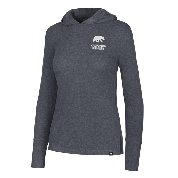 Cal Bears Women's Midnight Dove Campbell Rib Hood