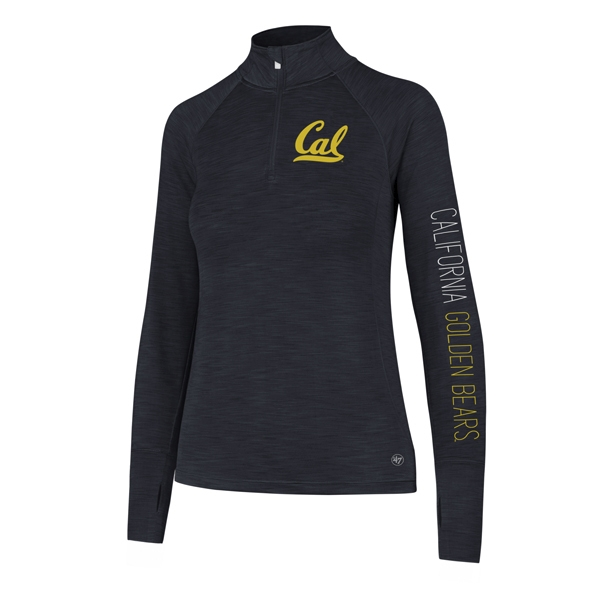 Cal Bears Women's Forward Shade 1/4 Zip