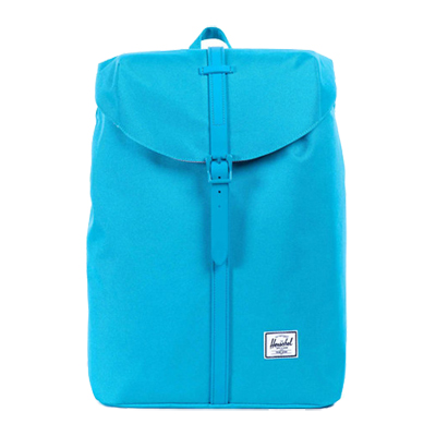 Post Backpack Cyan Rubber