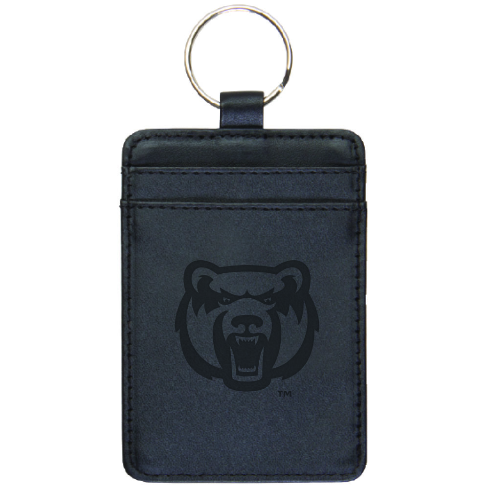 Leatherette ID Holder