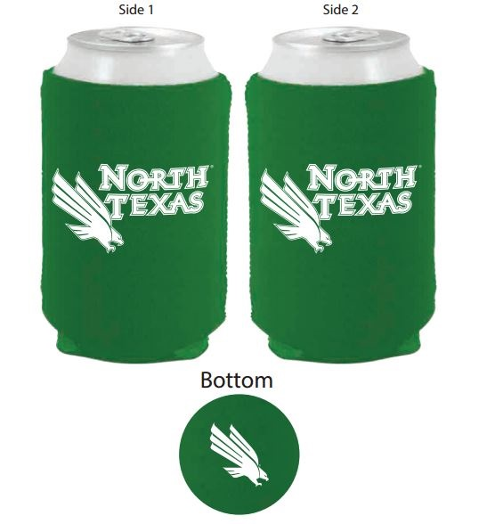 UNT CAN COOLER