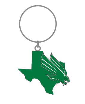 STATE OF TX KEYCHAIN