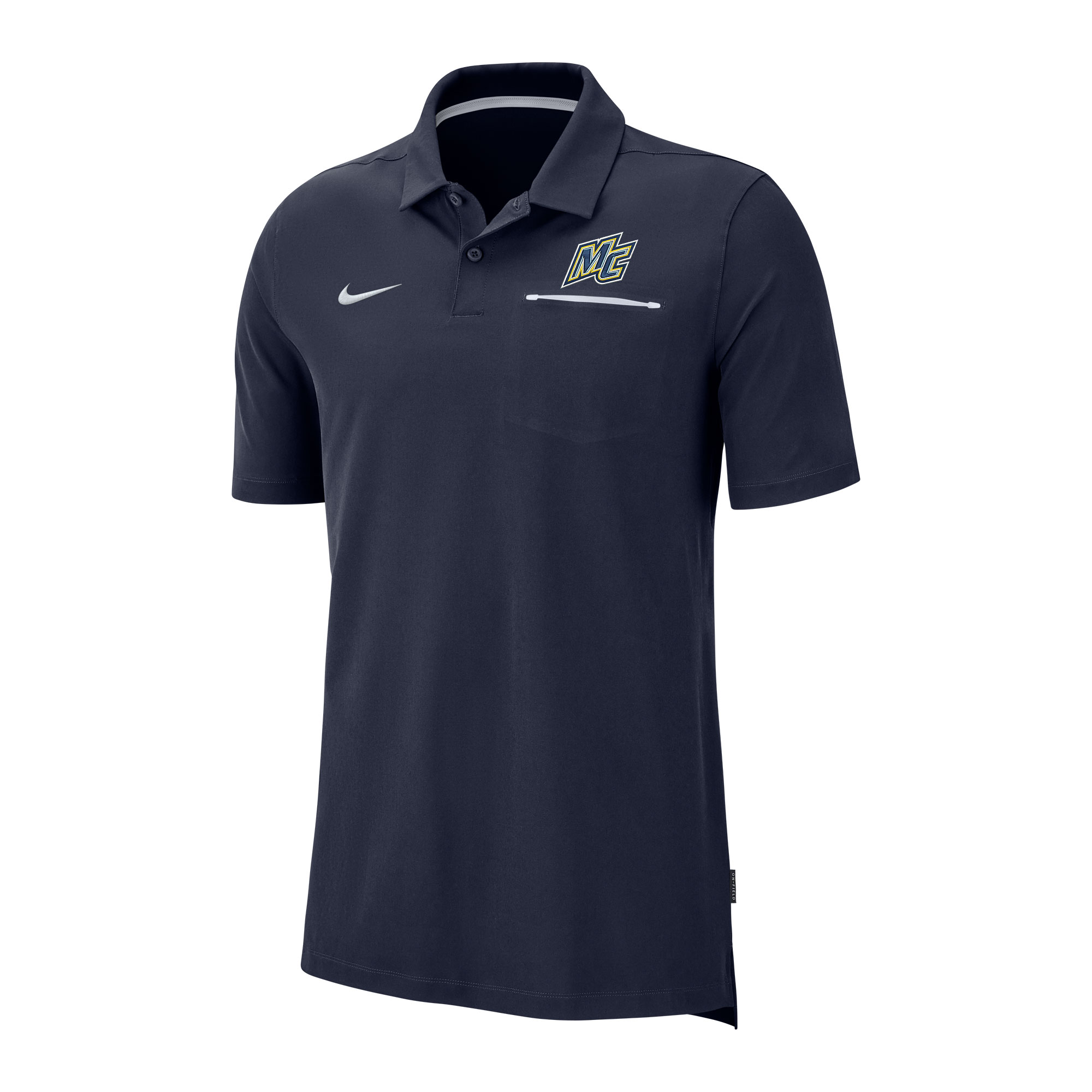 Navy Coach Polo