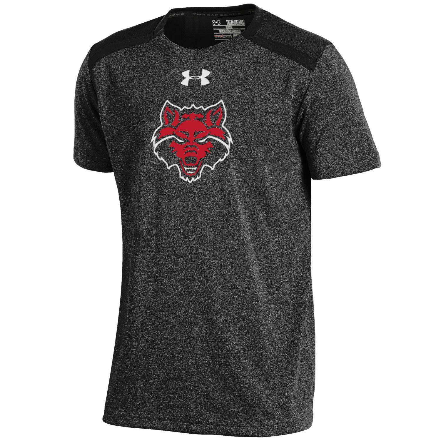 Red Wolves Youth Sideline Limetless Tee