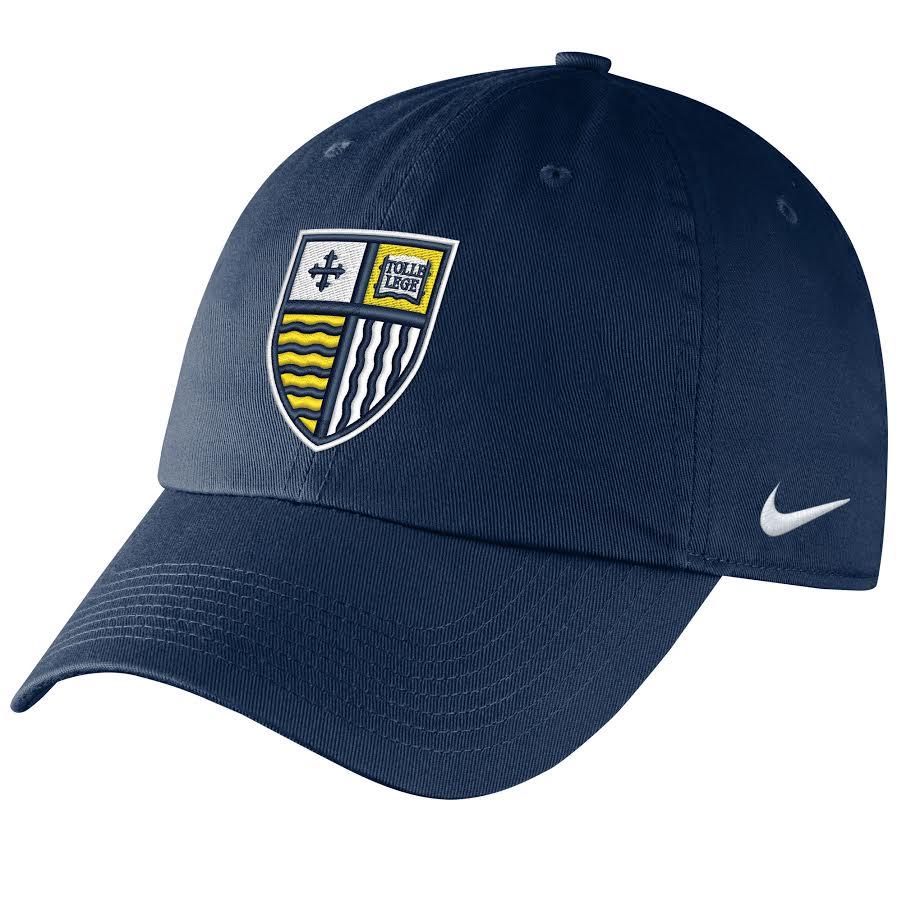 Navy Shield Hat