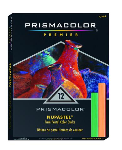 Prismacolor Nupastel Set 12 Count