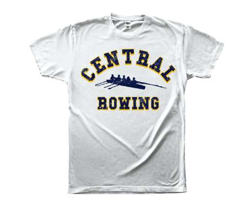 Central Rowing Tee