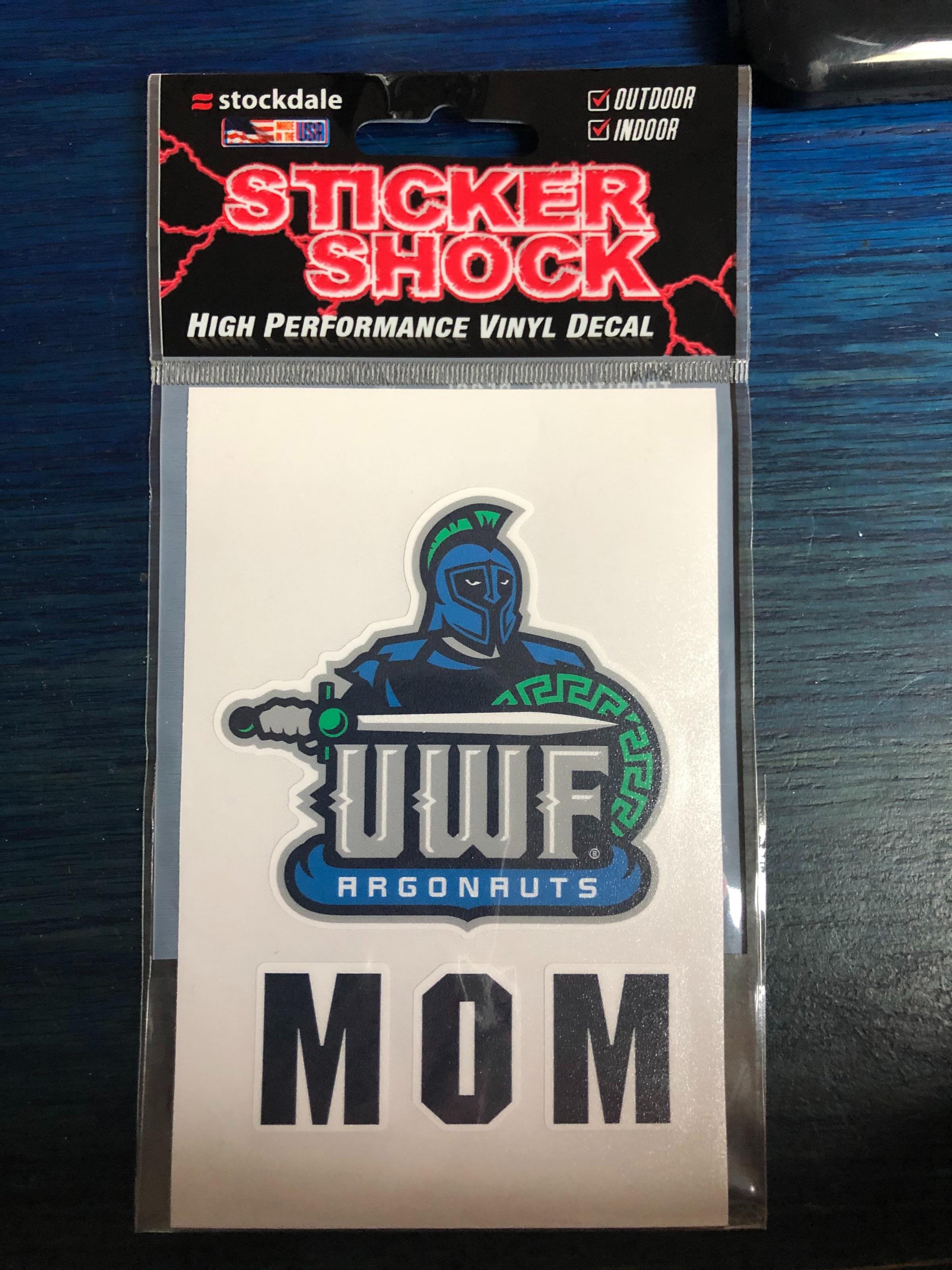 """3x5"""" Mom Window Logo"""