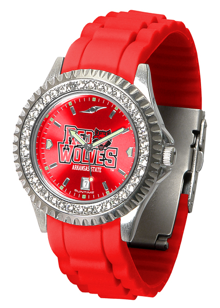 Red Wolves Ladies Watch