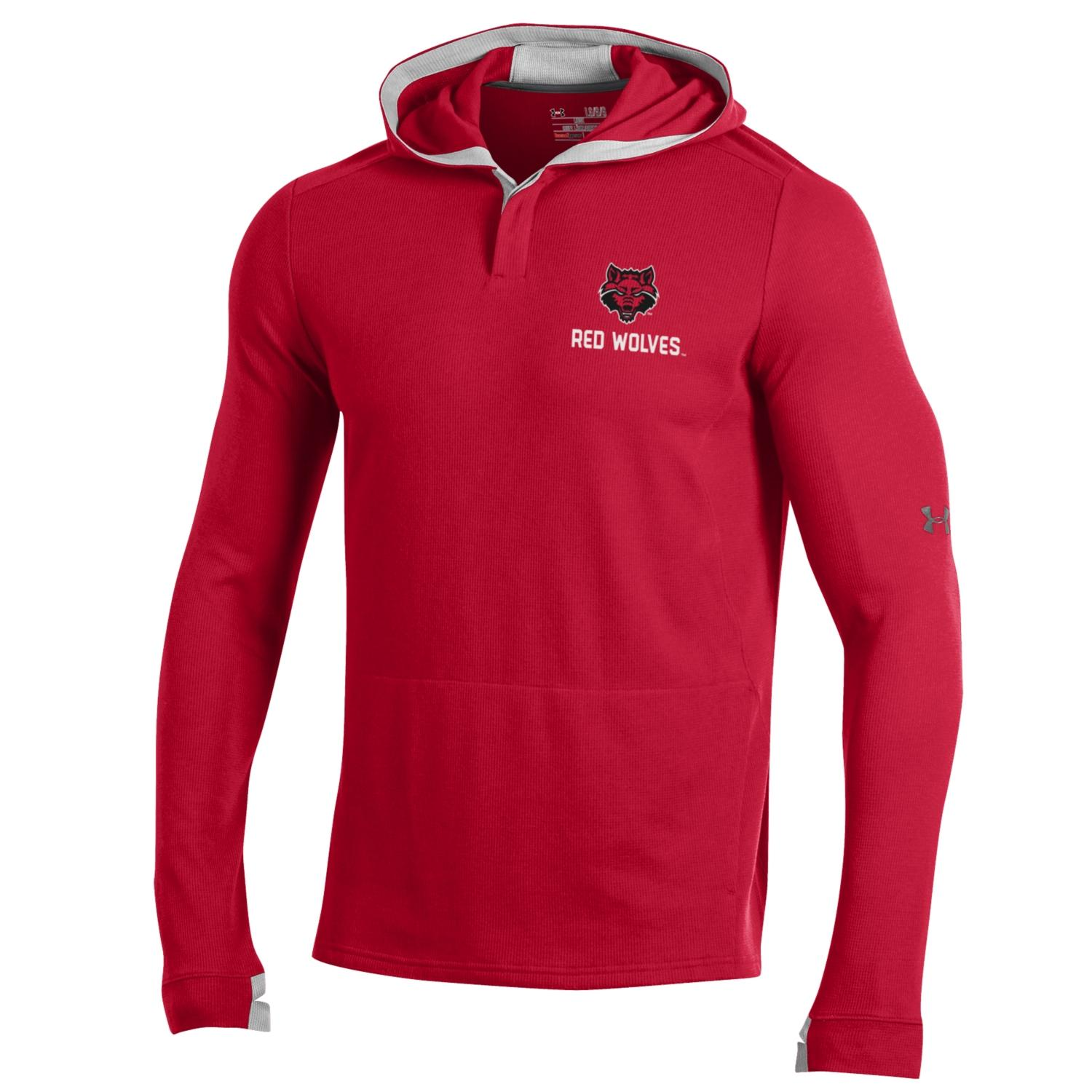 Red Wolves Sideline Hoody