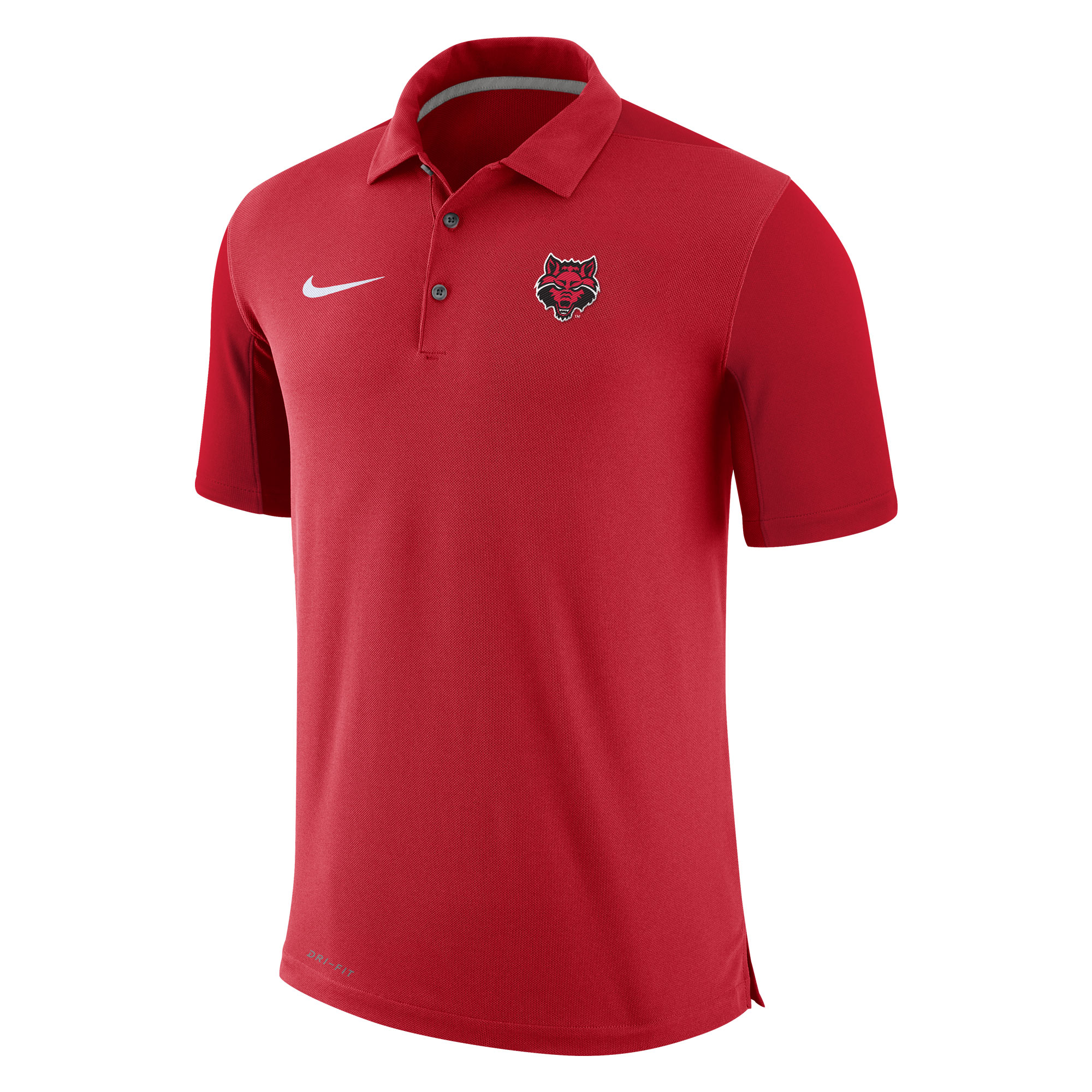 Red Wolves Team Issue Polo