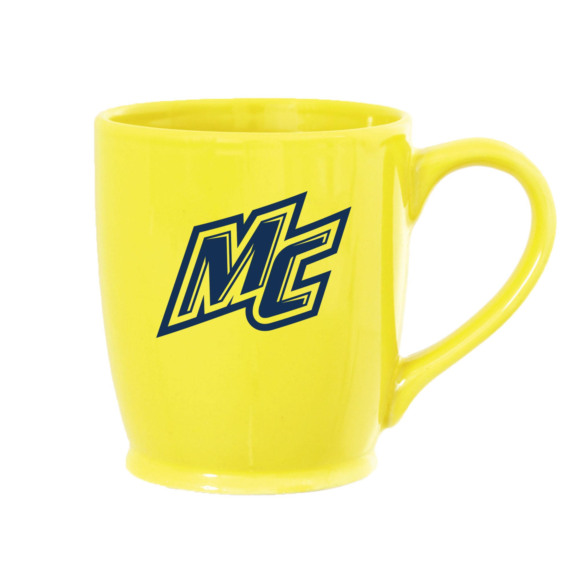 Sun Yellow Kona Mug