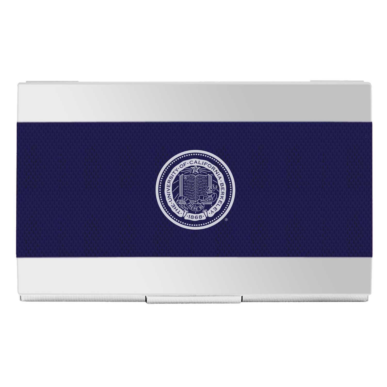 Carbon Fiber Business Card Holder Seal