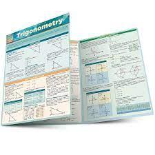 Trigonometry QuickStudy Laminated Study Guide