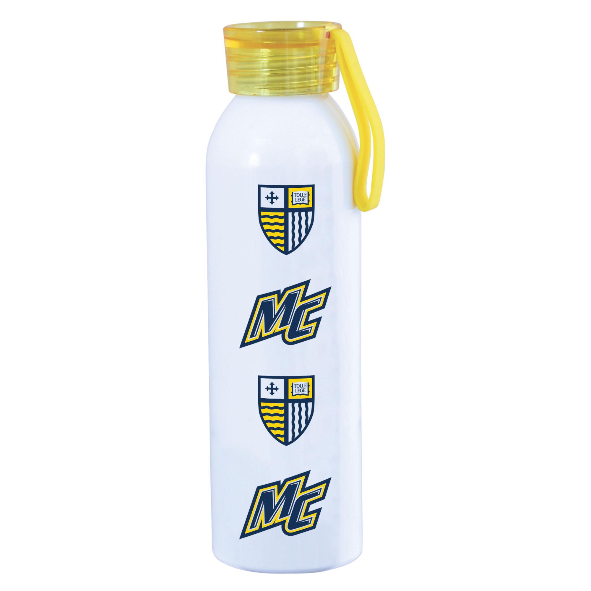 Yellow Freetown Sport Water Bottle