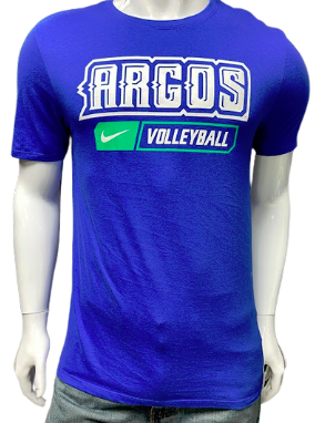 GAME ROYAL VOLLEYBALL TEE