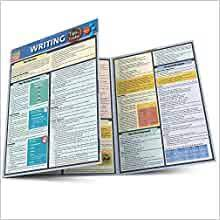 Writing Tips & Tricks QuickStudy Laminated Study Guide