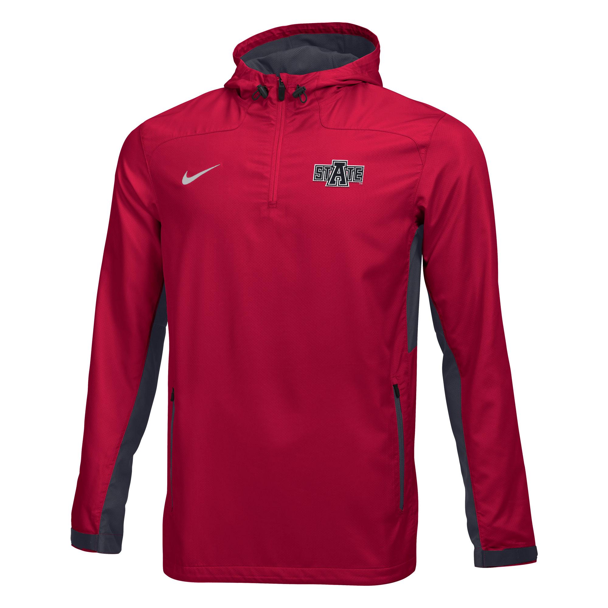 Arkansas State Woven 1/4 Zip Jacket