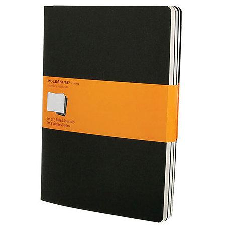 Moleskine Cahier Journals Large Ruled Set/3