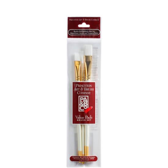 Princeton Value Brush Set 9310