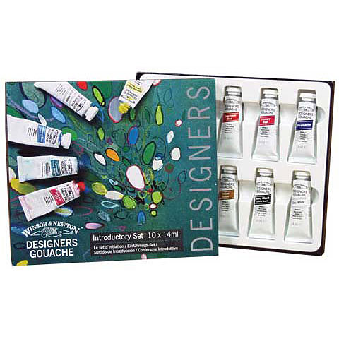 Designers Gouache Introductory Set of 10
