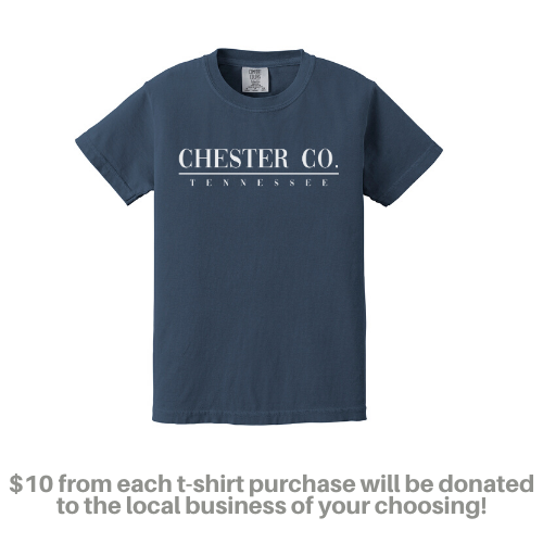 Comfort Colors® Chester Co. Tee - YOUTH