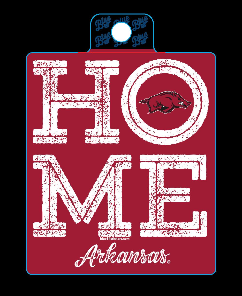 Home Fries Screen-ARU Sticker