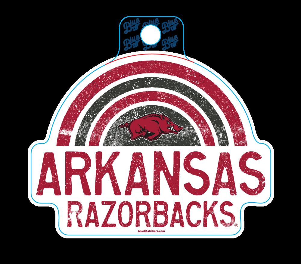 AR Razorbacks Brinley Sticker
