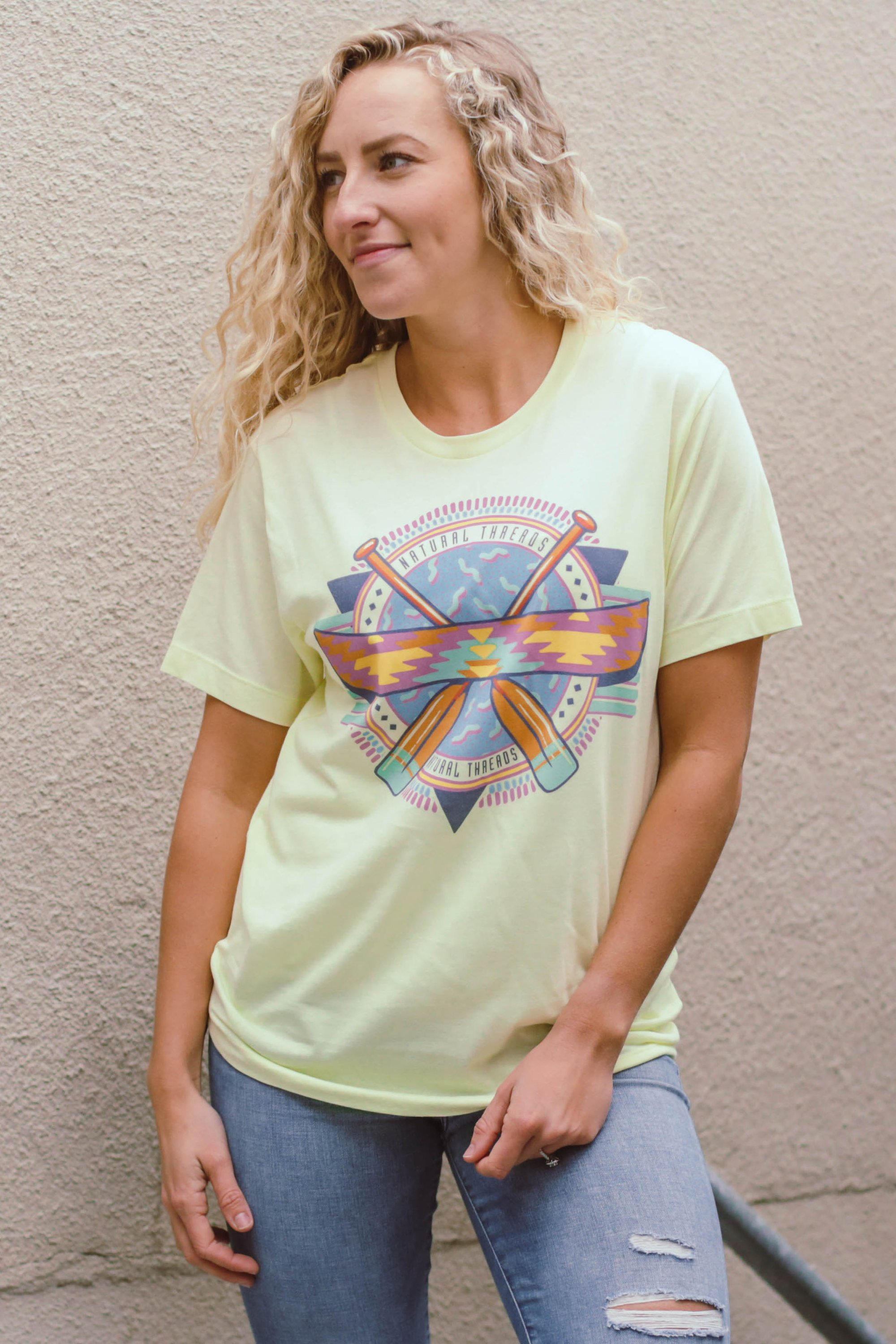 M Paddle the Ozarks SS Tee