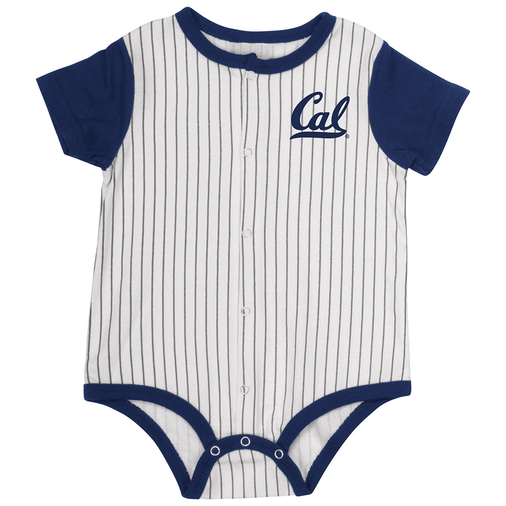 Cal Bears Infant Boys Sultan of Swat Baseball Onesie by Colosseum