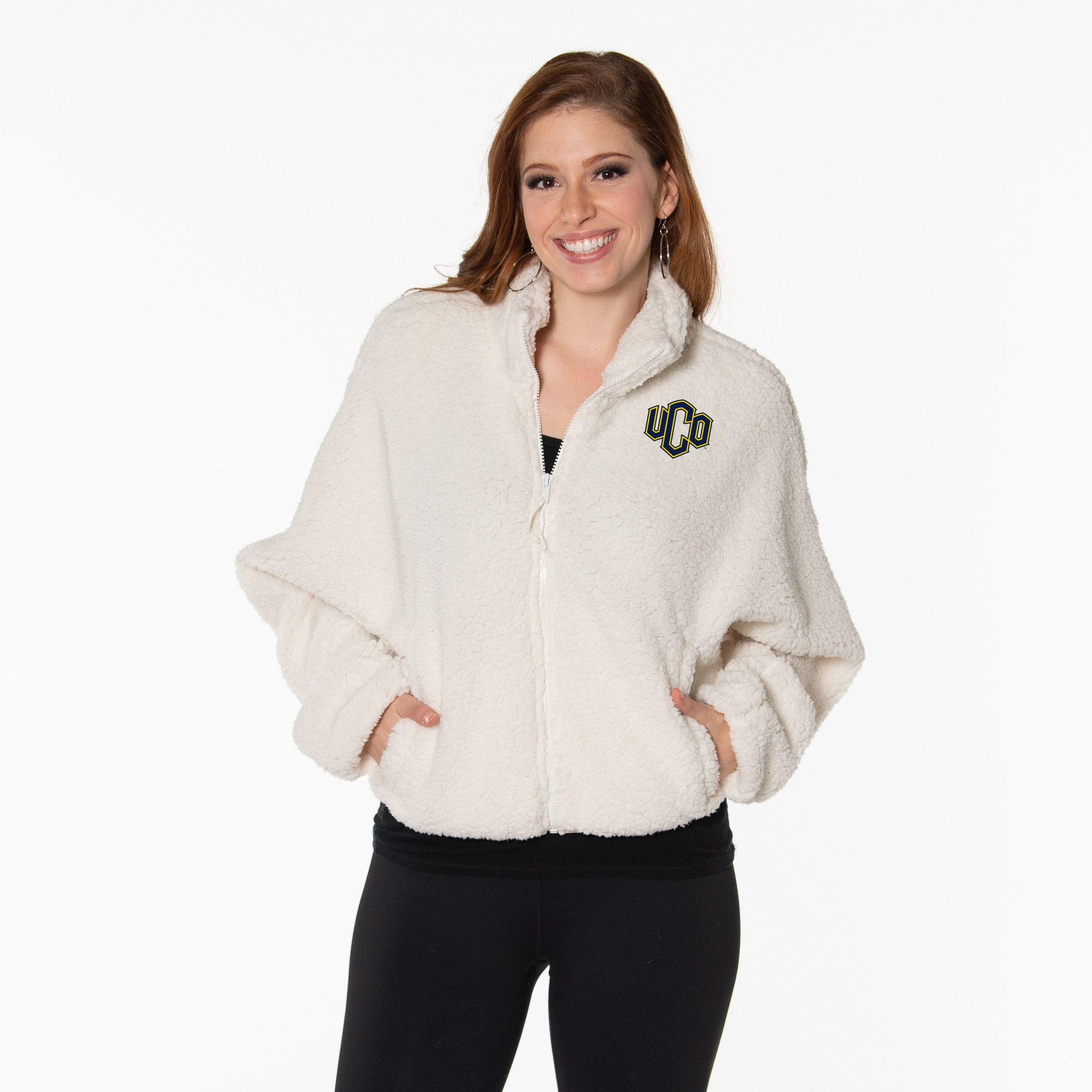 UCO Full Zip Sherpa