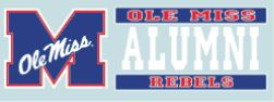 M Alumni Decal