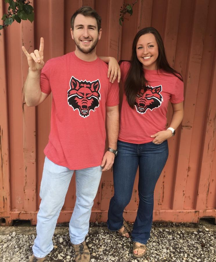 Red Wovles Lightweight T Shirt