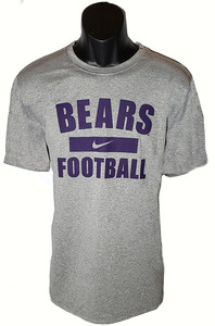Bears Football Dri Fit Tee