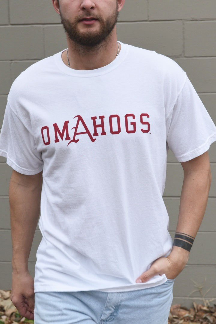 M Omahogs SS Tee