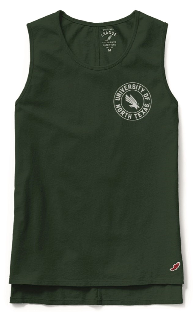 CLOTHESLINE COTTON TANK