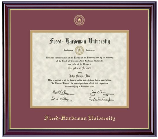 Diploma Frame - Windsor