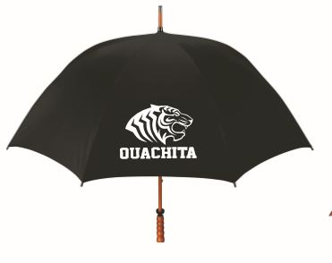 OUACHITA WOOD SHAFT UMBRELLA