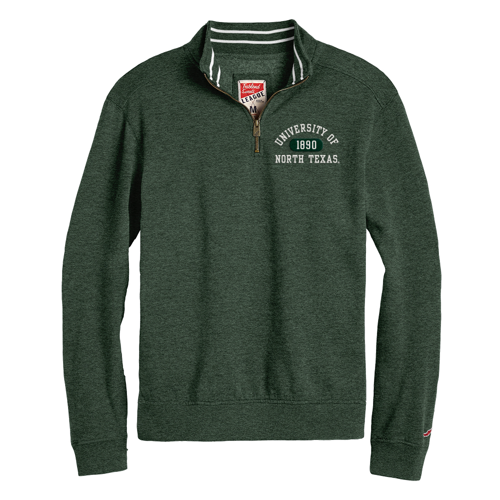 COLLEGIATE 1/4 ZIP