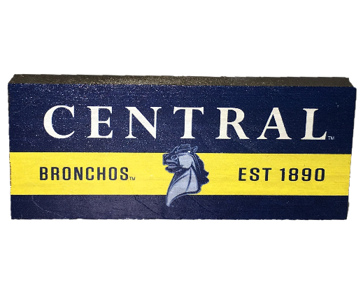 Central Bronchos Wood Decor